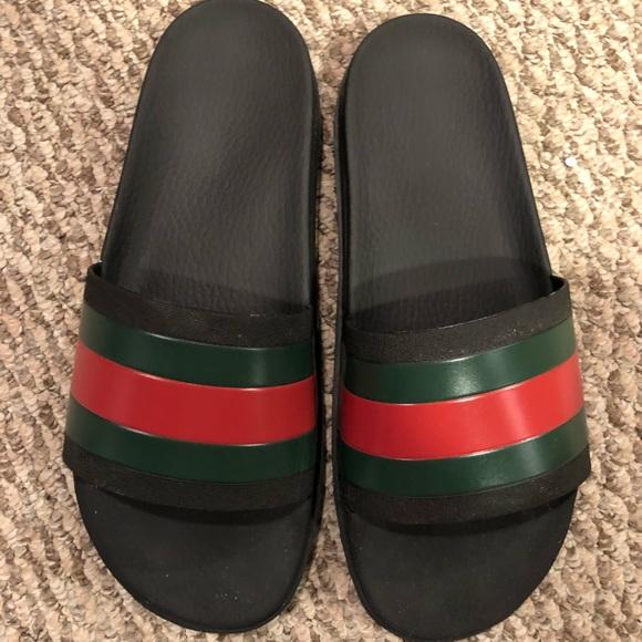 dabdb5d558b Gucci Other - Men s Gucci slides
